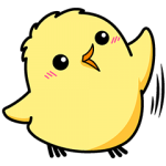 【無料スタンプ速報】ひよこのピ助® スタンプ(2016年10月03日まで)