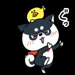 【限定無料スタンプ】ノリオとみちお スタンプ(2016年10月17日まで)