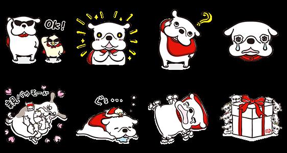 【限定無料スタンプ】アカチャンホンポのスタンプ8種類♪ スタンプ(2016年10月10日まで)