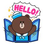 【無料スタンプ速報:隠し無料スタンプ】LINE ラッシュ スタンプ(2016年11月07日まで)