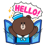 【隠し無料スタンプ】LINE ラッシュ スタンプ(2016年11月07日まで)