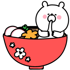 【人気スタンプ特集】▶︎イベントで使えるくまさん!誕生日*正月 スタンプ