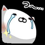 【限定無料スタンプ】うるにゃんスタンプ第6弾 スタンプ(2017年01月09日まで)