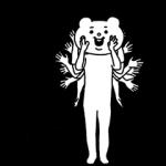 【人気スタンプ特集】キモ激しく動く★ベタックマ 3 (正月) スタンプ