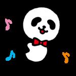 【隠し無料スタンプ】ジャパンダ×藤原竜也コラボ スタンプ(2017年03月15日まで)