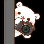 【隠し無料スタンプ】週刊文春×ゲスくま スタンプ(2017年02月03日まで)