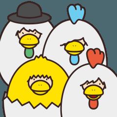 【人気スタンプ特集】flumpool2 スタンプ