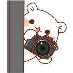 【無料スタンプ速報:隠し無料スタンプ】週刊文春×ゲスくま スタンプ(2017年02月03日まで)