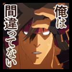 【人気スタンプ特集】GUILTY GEAR Xrd -REVELATOR- スタンプ