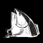 【人気スタンプ特集】クロマグロ スタンプ