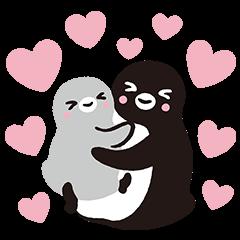 【限定無料スタンプ】Suicaのペンギン スタンプ(2017年03月20日まで)
