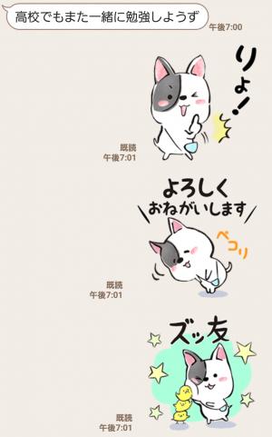 【限定無料スタンプ】ゆるカワ♪たま丸スタンプ第2弾! スタンプ(2017年04月10日まで) (9)