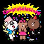【限定無料スタンプ】3周年!LINE レンジャー☆スペシャル スタンプ(2017年03月31日まで)
