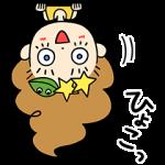 【隠し無料スタンプ】ホコとのん Jocomomola×non スタンプ(2017年06月19日まで)