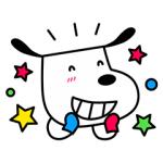 【無料スタンプ速報:隠し無料スタンプ】くつお 第4弾スタンプ(2017年07月18日まで)