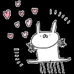 【限定無料スタンプ】BOTANIST×うさぎ帝国 スタンプ(2017年05月15日まで)