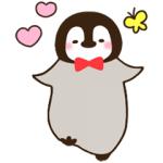 【半額セール】ぺんちゃん もちもちうごく! スタンプ(2017年05月09日10:59まで)