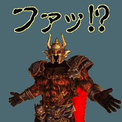 【人気スタンプ特集】アナザー動く!ハーデスのスタンプ