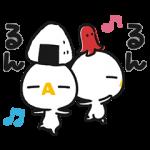 【限定無料スタンプ】ざっくぅ スタンプ(2017年05月29日まで)