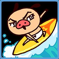 【キャンペーン】夏休みスタンプ販売開始!対象スタンプを購入してLINEクレジットを当てよう!(713~820) (9)