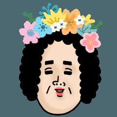 【人気スタンプ特集】母からメッセージ6【かわいい編】 スタンプ