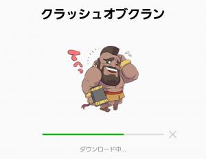 【人気スタンプ特集】クラッシュオブクラン スタンプ (2)