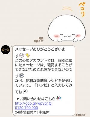 【限定無料スタンプ】くま&ぬこ100%スタンプ×ライザップ スタンプ(2017年08月28日まで) (3)