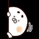 【限定無料スタンプ】スーパーアザラシ「コポたん」 スタンプ(2017年09月04日まで)
