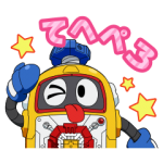 【人気スタンプランキングTOP100 (8/19)】