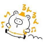【無料スタンプ速報】クラブツーリズムの「くまぶー」誕生♪ スタンプ(2017年10月16日まで)