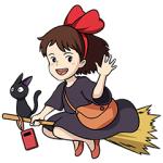【半額セール】魔女の宅急便 スタンプ(2017年09月22日AM10:59まで)