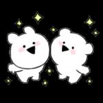 【人気スタンプ特集】すこぶる動くちびウサギ&クマ スタンプを実際にゲットして、トークで遊んでみた。
