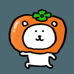 【人気スタンプ特集】自分ツッコミくま 秋(うご) スタンプを実際にゲットして、トークで遊んでみた。