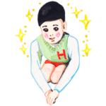 【日替半額セール】帰ってきた五月女ケイ子ごあいさつスタンプ(2017年11月09日分)