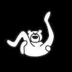 【人気スタンプ特集】けたたましく動くクマ6 スタンプを実際にゲットして、トークで遊んでみた。