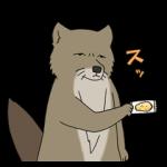 【人気スタンプ特集】チベットスナギツネの砂岡さん&砂奈子 スタンプを実際にゲットして、トークで遊んでみた。