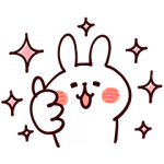 【無料スタンプ速報:隠し無料スタンプ】LINE NEWS×カナヘイゆるっと敬語 スタンプ(2018年02月28日まで)