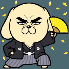 【人気スタンプ特集】目ヂカラ☆わんこ4 スタンプを実際にゲットして、トークで遊んでみた。