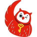 【無料スタンプ速報:隠し無料スタンプ】フクロウのヨヨキー2 by代ゼミ スタンプ(2018年05月09日まで)