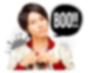 【LINE無料スタンプ予報】大人気アイドルがコラボスタンプに登場! (3)