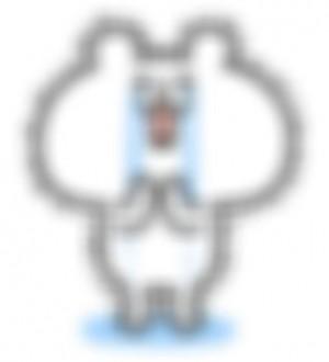 【LINE無料スタンプ予報】ゆる~いくまの企業コラボスタンプが登場予定☆ (4)