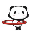 【LINE無料スタンプ速報】動く!お買いものパンダ スタンプ(2018年06月25日まで)