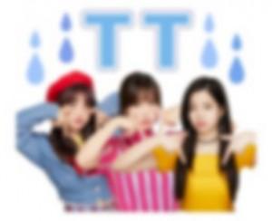 【LINE無料スタンプ予報】大人気のアイドルグループの無料スタンプが近日登場♡ (4)