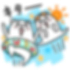 【LINE無料スタンプ予報】ぷるぷるプリチーなくまさんの新作スタンプが登場予定♪ (1)