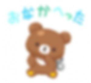 【LINE無料スタンプ予報】暑い毎日に清涼剤となる癒やしスタンプを♪ (4)