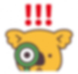 【LINE無料スタンプ予報】みんな大好きなコアラのスタンプ☆ (4)