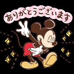 【限定無料スタンプ】Disney x LINEオープン記念 スタンプを実際にゲットして、トークで遊んでみた。