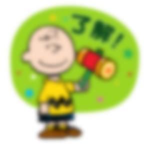 【LINE無料スタンプ予報】世界的キャラクターの新作スタンプ登場♪ (3)