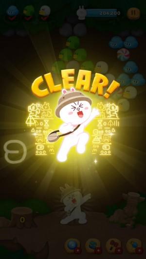 【隠し無料スタンプ】バブル2x魔法ワールド コラボ第1弾! スタンプを実際にゲットして、トークで遊んでみた。 (4)
