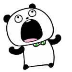 【LINE無料スタンプ速報】ごきげんぱんだ スタンプ(2018年11月14日まで)